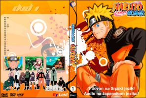 Naruto Shippuden SRB cover 1 by Sekac