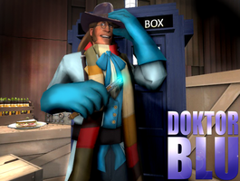 Gmod - Doktor BLU by LordEd