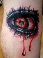 evil eye by seanspoison