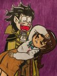 A vampire's bite by angry-toon-link