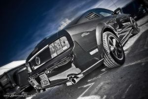 New Bullitt Mustang by AmericanMuscle