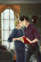 Good Morning - Sherlock bbc by Merakieros