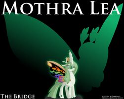 The Bridge-Mothra Lea Poster by Faith-Wolff