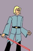 Kyp Durron - Clone Wars style by mpcp13