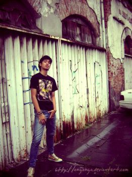 try to be man model by amyamyo