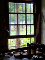 Out the Gunsmith's Window by JMPorter