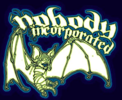 Aspergers Bat by Nobody-Inc