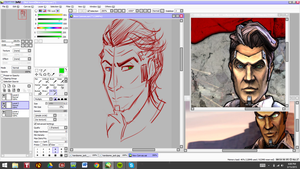 HANDSOME JACK by thatoneginger