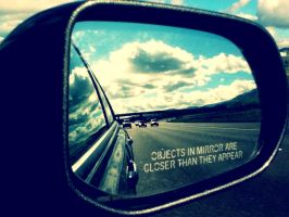 closer than they appear. by smilee-shortee