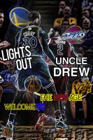 Kyrie Irving and Stephen Curry: the New Age by PJosull
