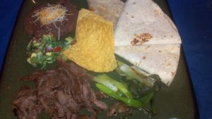 Carne Asada Plate of sorts by FutureChefHaku