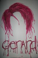 Gerard Way by Jovirawr
