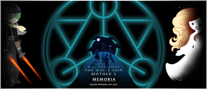 Memoria: The Poster by Maneshi