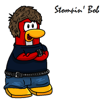 Stompin' Bob by DerpyDerp1