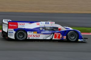 Toyota Racing No 7 by Willie-J