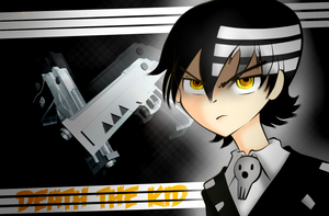 Death The Kid - SOUL EATER by FerzyPPGD