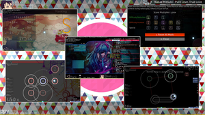 osu! skin - Geometric v1 by dvx69
