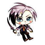 Ludger Will Kresnik - CHIBI collab by theamazingwrabbit