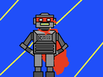 Robotic Ranger by morse-coder