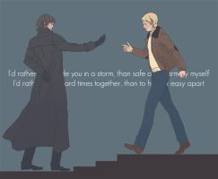 Sherlock+John :  I'd rather by JOprit