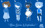 Color Adopts: Blue by m5w