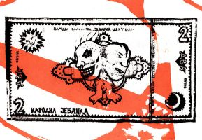 bank note by dachsee