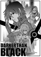 DARKER THAN BLACK by Bonocho
