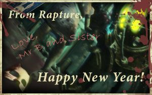 Rapture New Year by SorinCrecens