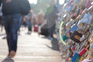 Pont des Arts by sergiomartins