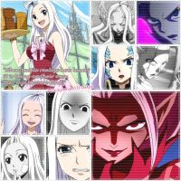 Mirajane Strauss- by BlueShinigami98