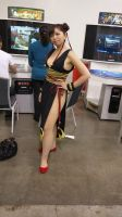 Chun Li alternate Fanime 2014 by LexLexy