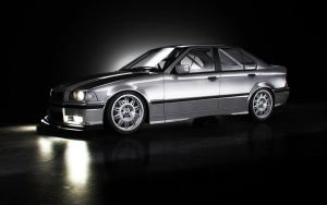 BMW M3 E36 by bmw325ci