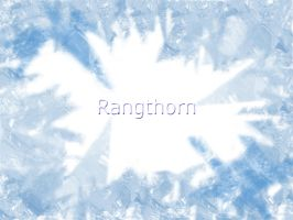 Ice Shatter by Rangthorn