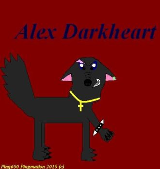 Alex Darkheart by ping600