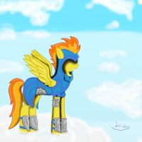 spitfire's creed by Lucandreus