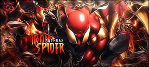 Iron Spider by Anthrax817