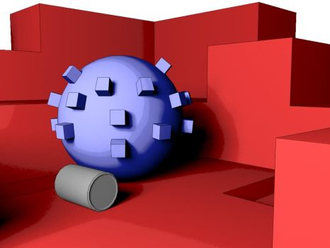 Cell Shading VRAY :D by Paulgswanson
