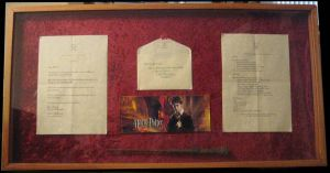 Harry Potter Shadow Box by Ghostartist1