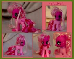 G4 PinkiePatch by wylf