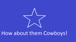 Dallas Cowboys Promo #1 by MASTER-OF-SUPRISE