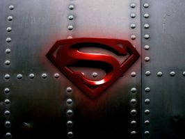 Superman symbol B by DISENT