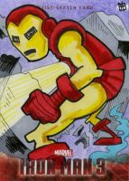 Iron Man 3 - Iron Man by 10th-letter