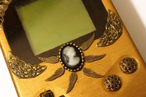 Steampunk-Gameboy 2 by SecondHandGefuehl