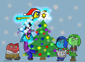 An Inside Out Christmas (2.0) by CraigTheCrocodile