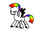 Breeding Grid Result Rainbow Dash X Zecora by Furry-stylist
