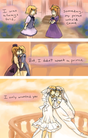 nyo!USUK - I don't want a prince by burntnoodles