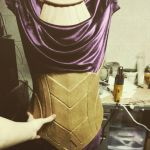 Azir cosplay WIP by DragonGames