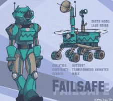 TFA OC: Failsafe by CatusSnake
