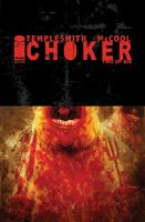 CHOKER issue 2 cover by Templesmith