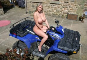 I intend to win the race by Singingnaturist